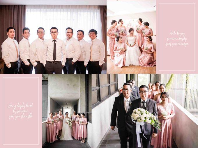 It's sweeter when it's true...❤ by Gorgeous Bridal Jakarta - 001