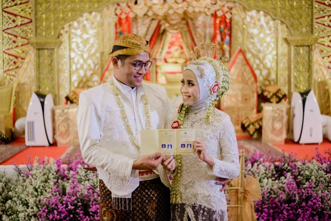Eno's Wedding Day by You And Me Organizer - 006