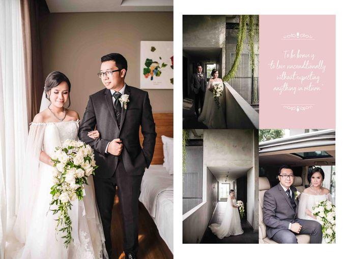 It's sweeter when it's true...❤ by Gorgeous Bridal Jakarta - 002