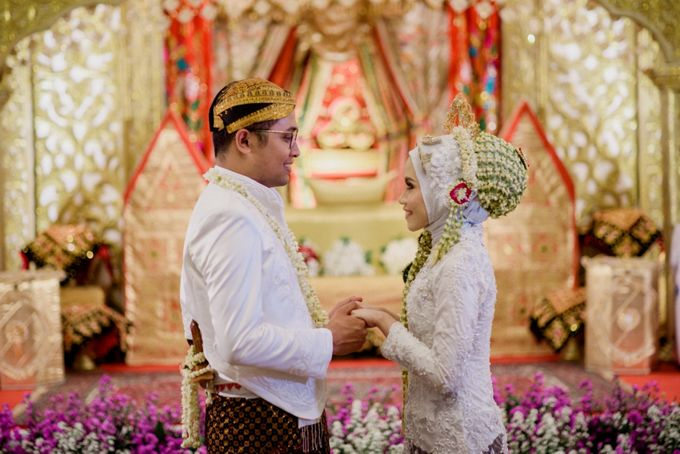 Eno's Wedding Day by You And Me Organizer - 005