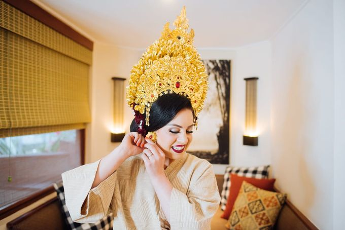 Balinesse Ceremony by Honey Wedding & Event Bali - 001