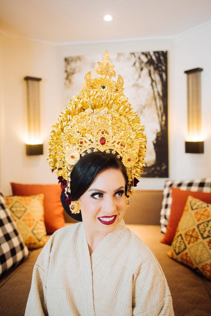 Balinesse Ceremony by Honey Wedding & Event Bali - 009