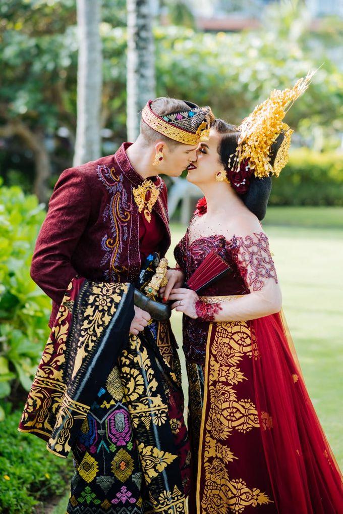Balinesse Ceremony by Honey Wedding & Event Bali - 006