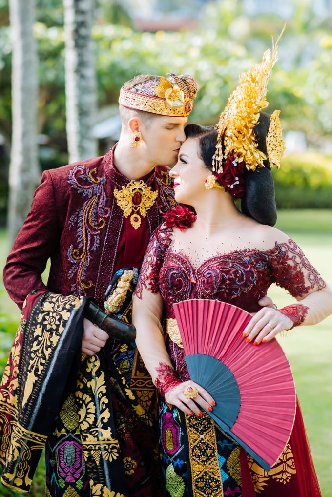 Balinesse Ceremony by Honey Wedding & Event Bali - 005