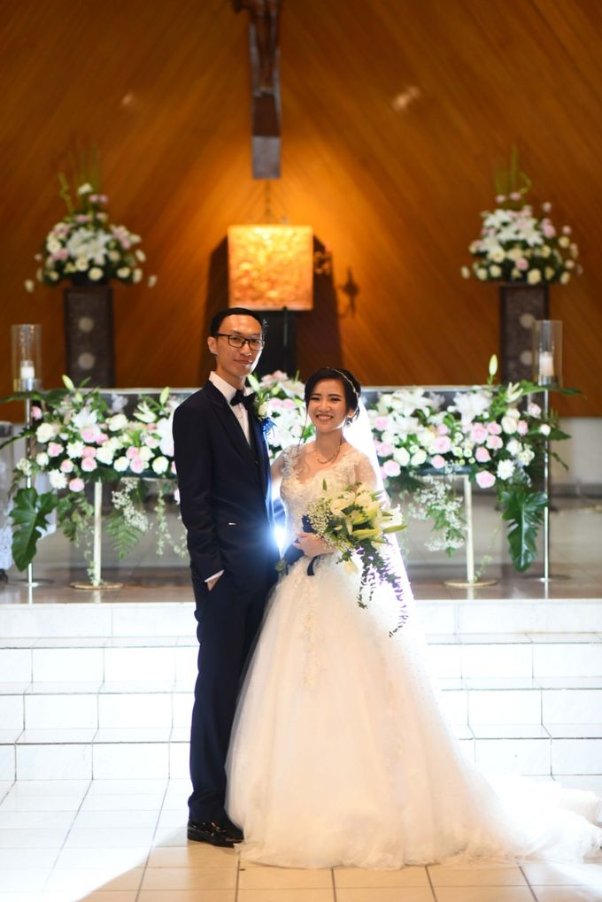 Wedding Of Ferdy And Gracia by Stephanie Amanda Couture - 005