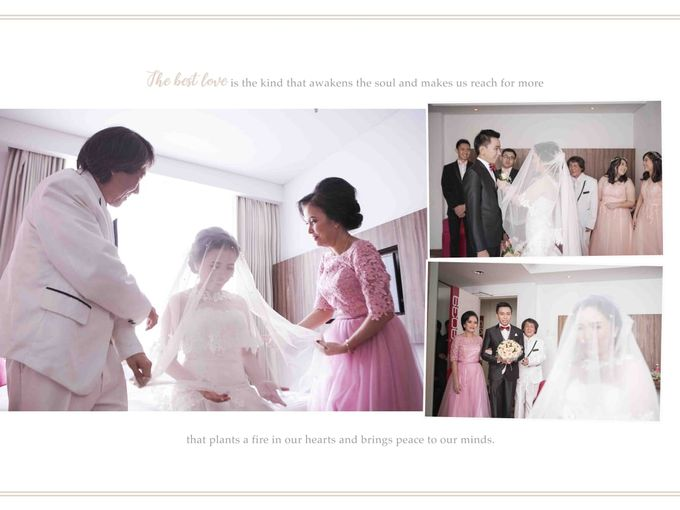You Always Gain By Giving LOVE ❤ by Gorgeous Bridal Jakarta - 002
