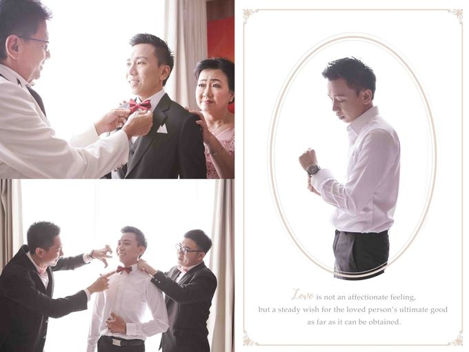 You Always Gain By Giving LOVE ❤ by Gorgeous Bridal Jakarta - 001
