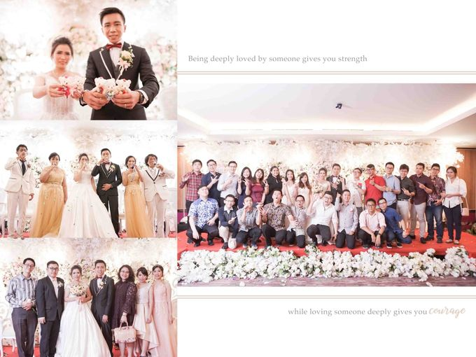 You Always Gain By Giving LOVE ❤ by Gorgeous Bridal Jakarta - 007