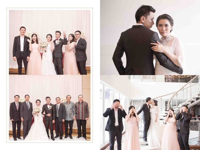 You Always Gain By Giving LOVE ❤ by Gorgeous Bridal Jakarta - 003