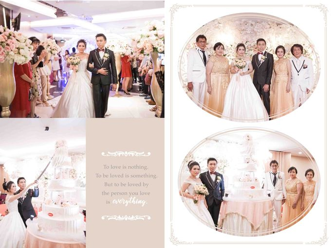 You Always Gain By Giving LOVE ❤ by Gorgeous Bridal Jakarta - 005