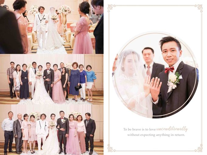 You Always Gain By Giving LOVE ❤ by Gorgeous Bridal Jakarta - 004