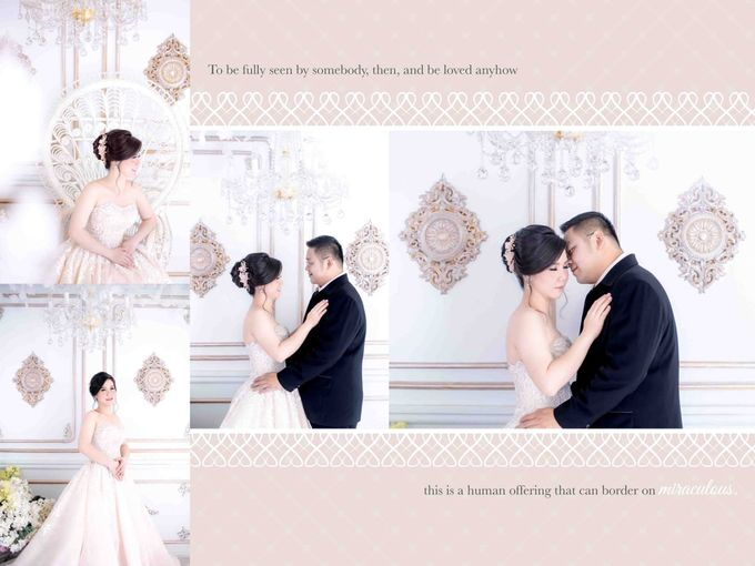 Blossom by blossom the spring begins... by Gorgeous Bridal Jakarta - 001