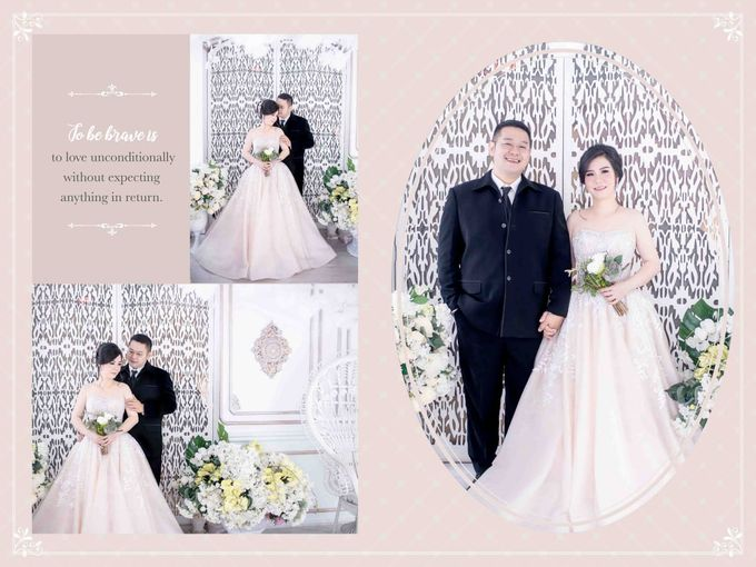 Blossom by blossom the spring begins... by Gorgeous Bridal Jakarta - 003