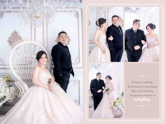 Blossom by blossom the spring begins... by Gorgeous Bridal Jakarta - 002