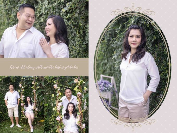 Blossom by blossom the spring begins... by Gorgeous Bridal Jakarta - 004