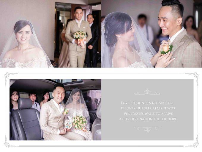 I do believe in one true LOVE ❤ by Gorgeous Bridal Jakarta - 003