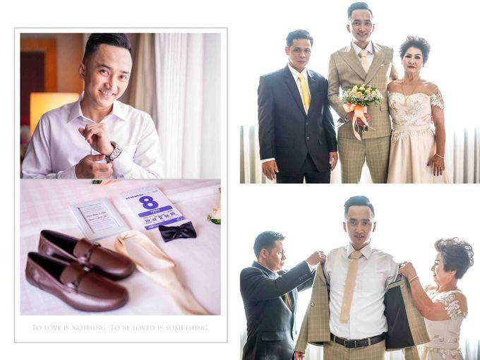 I do believe in one true LOVE ❤ by Gorgeous Bridal Jakarta - 002