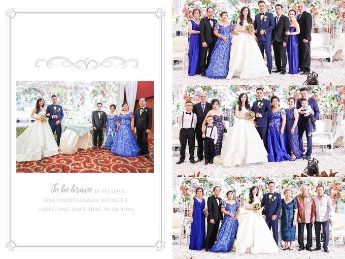 I do believe in one true LOVE ❤ by Gorgeous Bridal Jakarta - 005