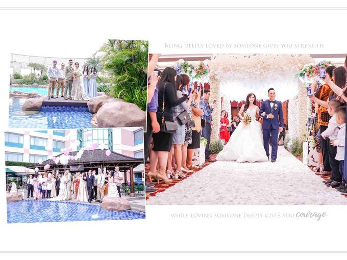I do believe in one true LOVE ❤ by Gorgeous Bridal Jakarta - 004