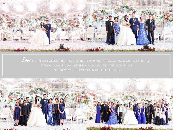 I do believe in one true LOVE ❤ by Gorgeous Bridal Jakarta - 006