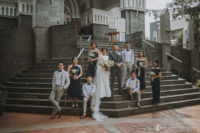 Wedding Of Veron And Felisia by Stephanie Amanda Couture - 004