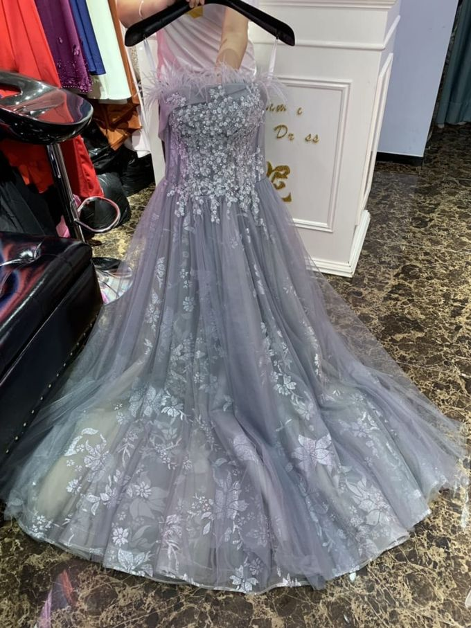 Gaun PESTA disewakan by Sewa Gaun Pesta - 025