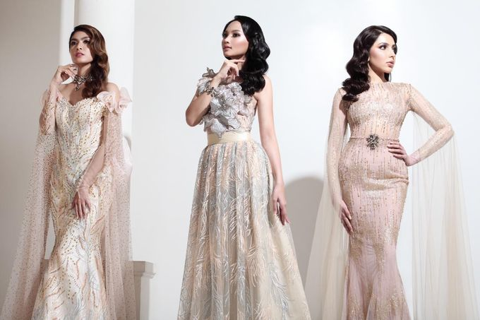 New Collection Gaun & Busana Pengantin by Hengki Kawilarang Couture - 022