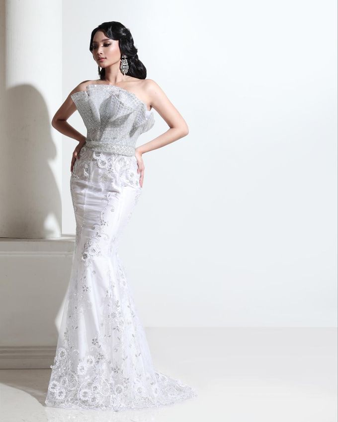 New Collection Gaun & Busana Pengantin by Hengki Kawilarang Couture - 014
