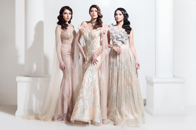 New Collection Gaun & Busana Pengantin by Hengki Kawilarang Couture - 024