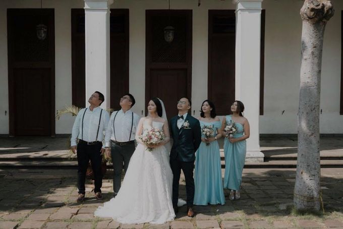 The Wedding of Ms. Ivanny by Tiffany's Flower Room - 005