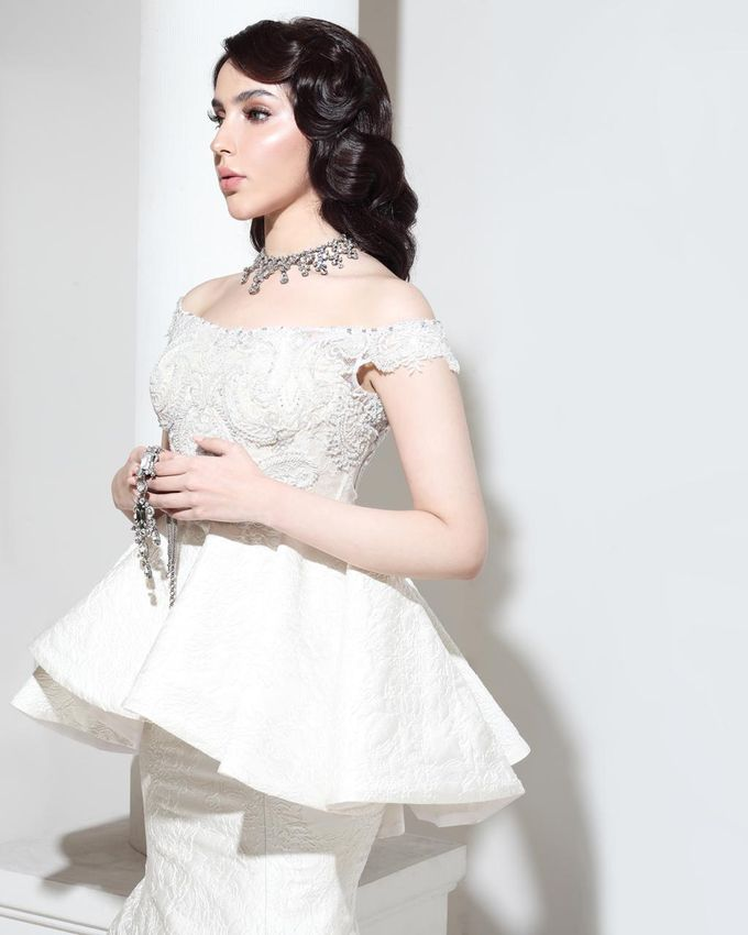 New Collection Gaun & Busana Pengantin by Hengki Kawilarang Couture - 004