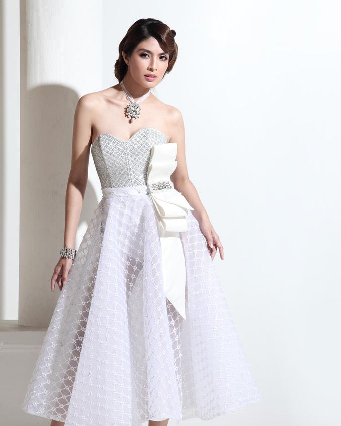 New Collection Gaun & Busana Pengantin by Hengki Kawilarang Couture - 007