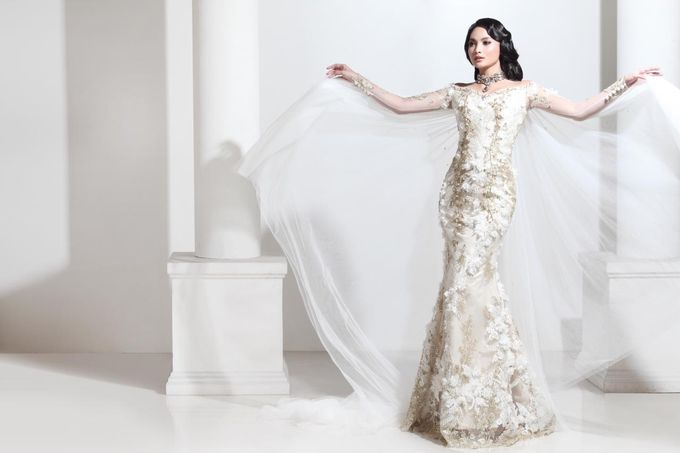 New Collection Gaun & Busana Pengantin by Hengki Kawilarang Couture - 009
