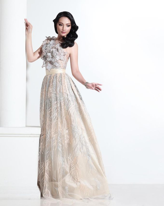New Collection Gaun & Busana Pengantin by Hengki Kawilarang Couture - 004