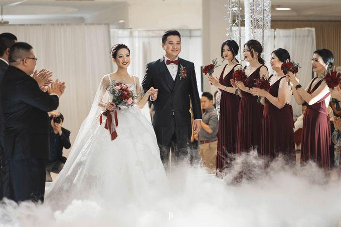Willy & Jessica The Wedding by PRIDE Organizer - 011