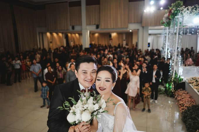 Willy & Jessica The Wedding by PRIDE Organizer - 032