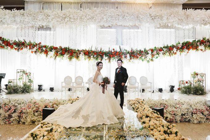 Willy & Jessica The Wedding by PRIDE Organizer - 035