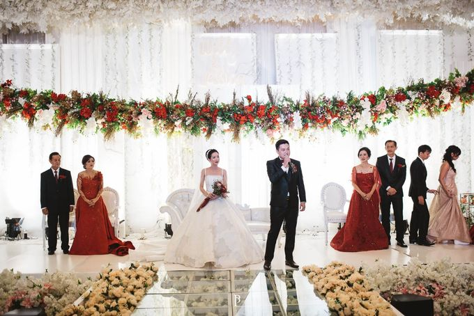Willy & Jessica The Wedding by PRIDE Organizer - 020
