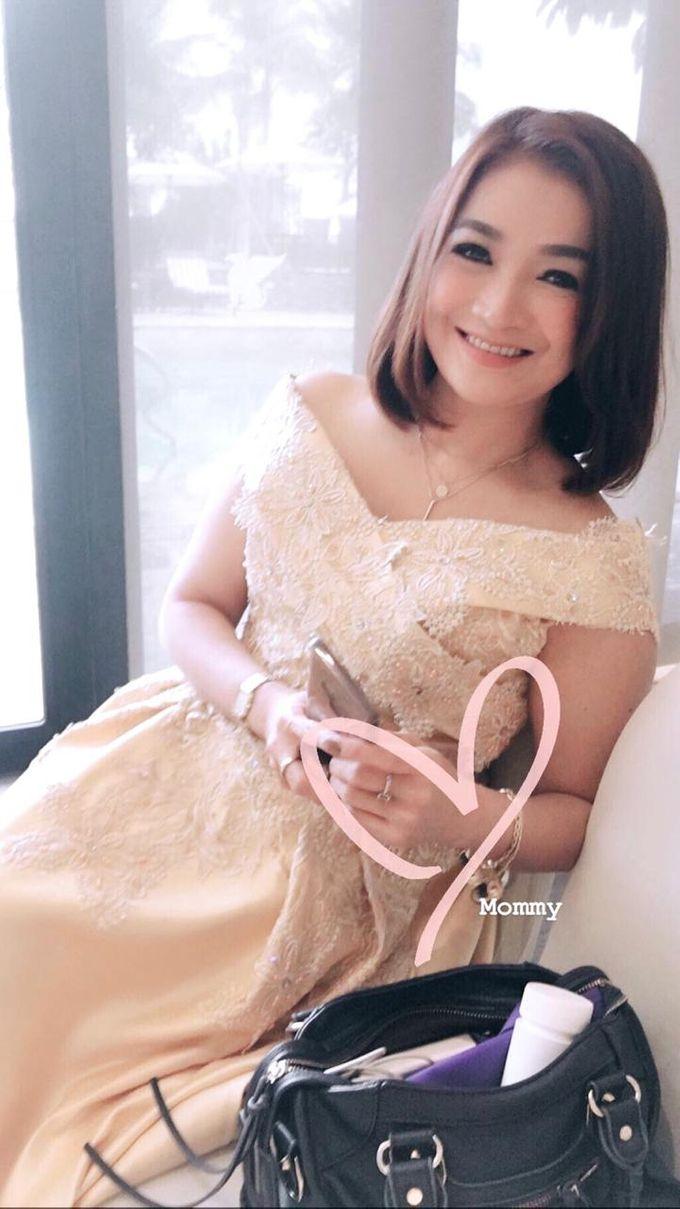 Cherry Family's Dress by JW Marriott Hotel Surabaya - 001