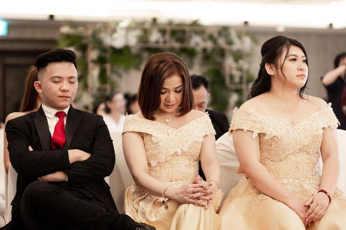 Cherry Family's Dress by JW Marriott Hotel Surabaya - 005