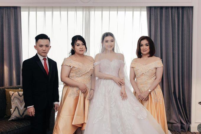 Cherry Family's Dress by JW Marriott Hotel Surabaya - 003