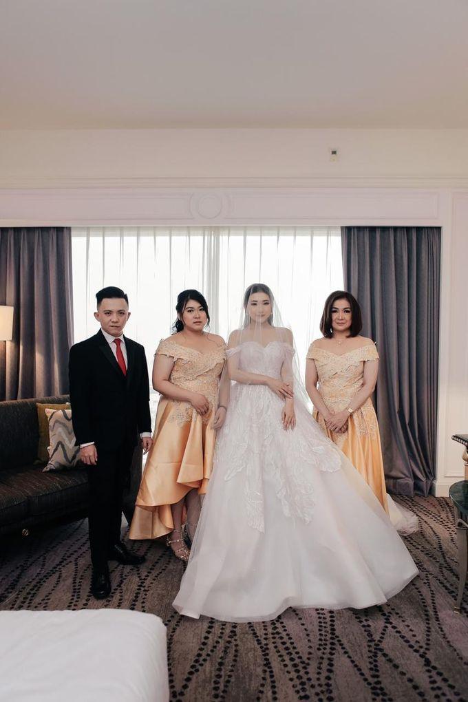 Cherry Family's Dress by JW Marriott Hotel Surabaya - 002