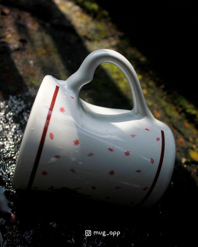 Mug F.mini Love Wedd. Andreas&Steffany by Mug-App Wedding Souvenir - 002
