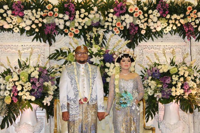 Chandra & Arya by The Sasongko wedding planner & organizer - 004