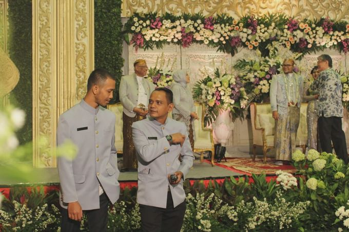 Chandra & Arya by The Sasongko wedding planner & organizer - 002