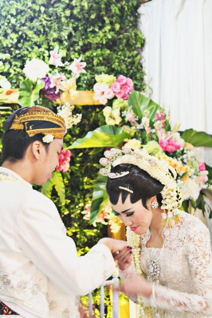 Metha & Avi by The Sasongko wedding planner & organizer - 001