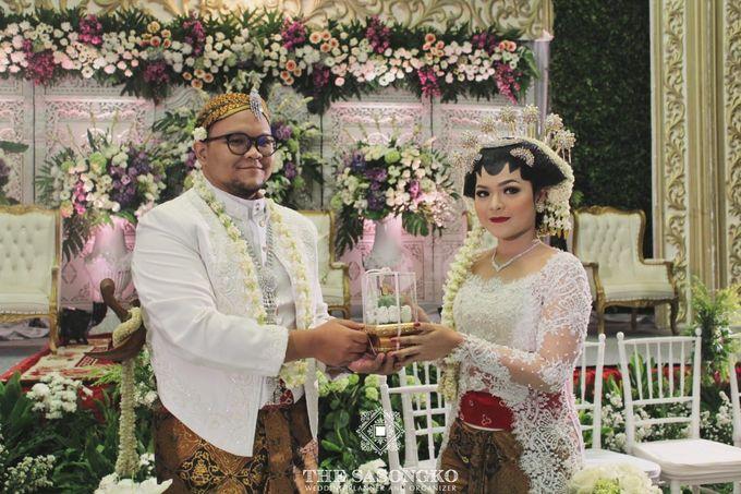 Chandra & Arya by The Sasongko wedding planner & organizer - 005