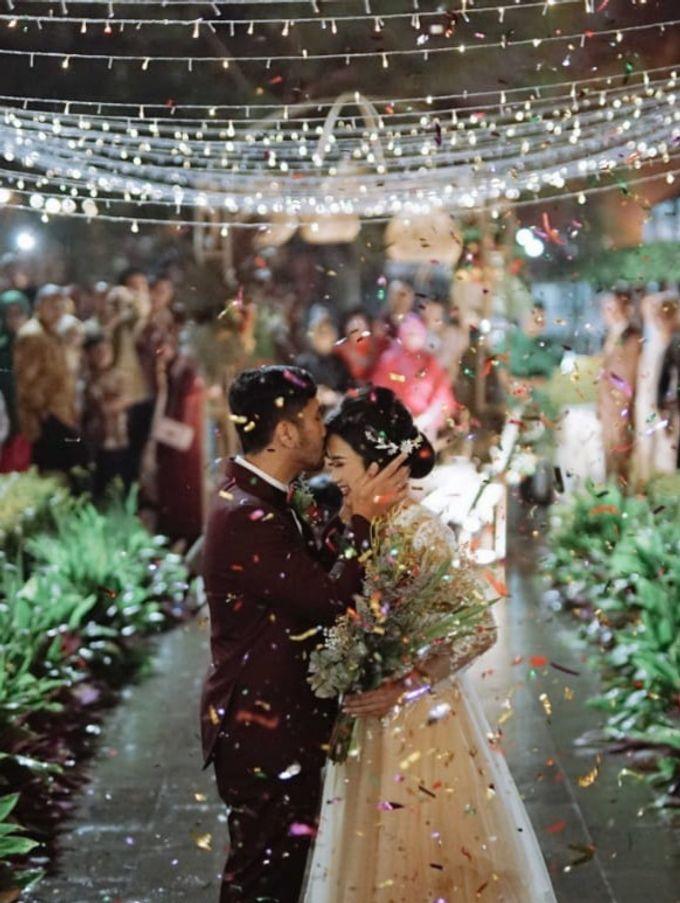 Alda & Rizky Akad by The Sasongko wedding planner & organizer - 008