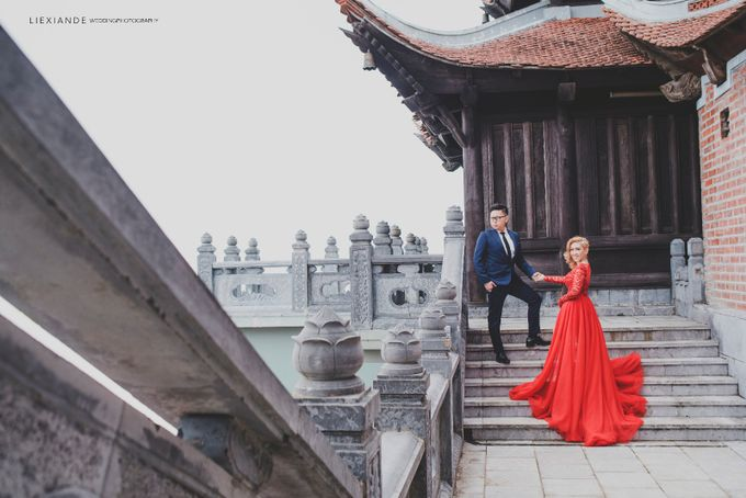 Widya & Rio Prewedding by iLook ( Makeup & Couture ) - 007