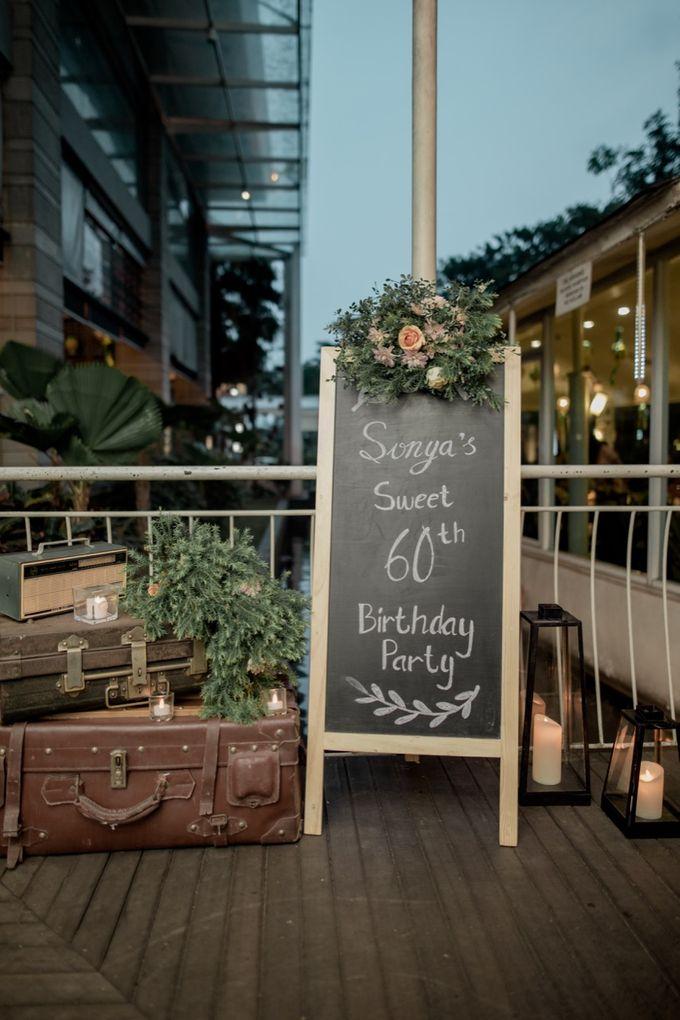 Ibu Sonya Birthday Party by Hana Seserahan - 012